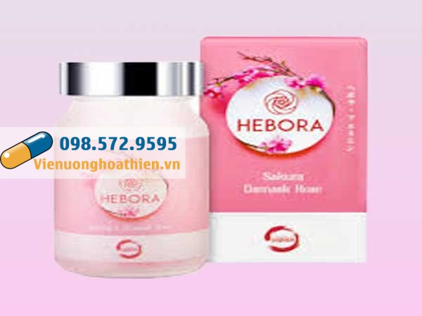 Viên Uống Hebora hiện đang được bán tại các nhà thuốc trên toàn quốc