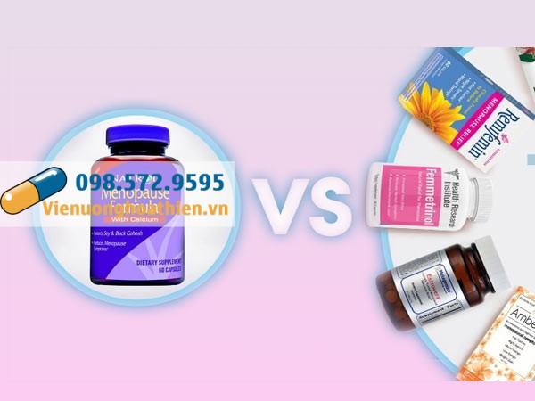 Natrol Menopause Formula là sản phẩm được nhiều người tin dùng lựa chọn