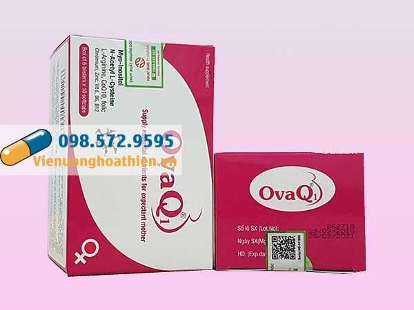 Thuốc sinh lý nữ: OvaQ1