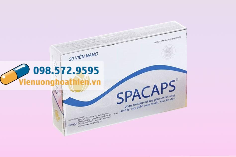 Hình ảnh hộp Spacaps